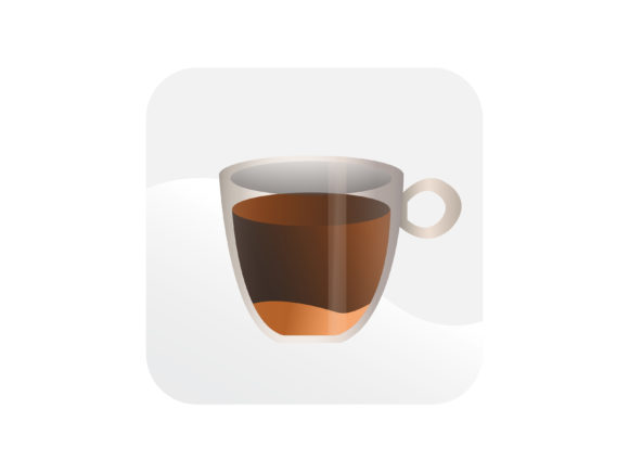 Download Free Coffee Milk Icon Graphic By Samagata Creative Fabrica for Cricut Explore, Silhouette and other cutting machines.