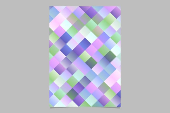 Download Free Gradient Square Page Background Graphic By Davidzydd Creative for Cricut Explore, Silhouette and other cutting machines.