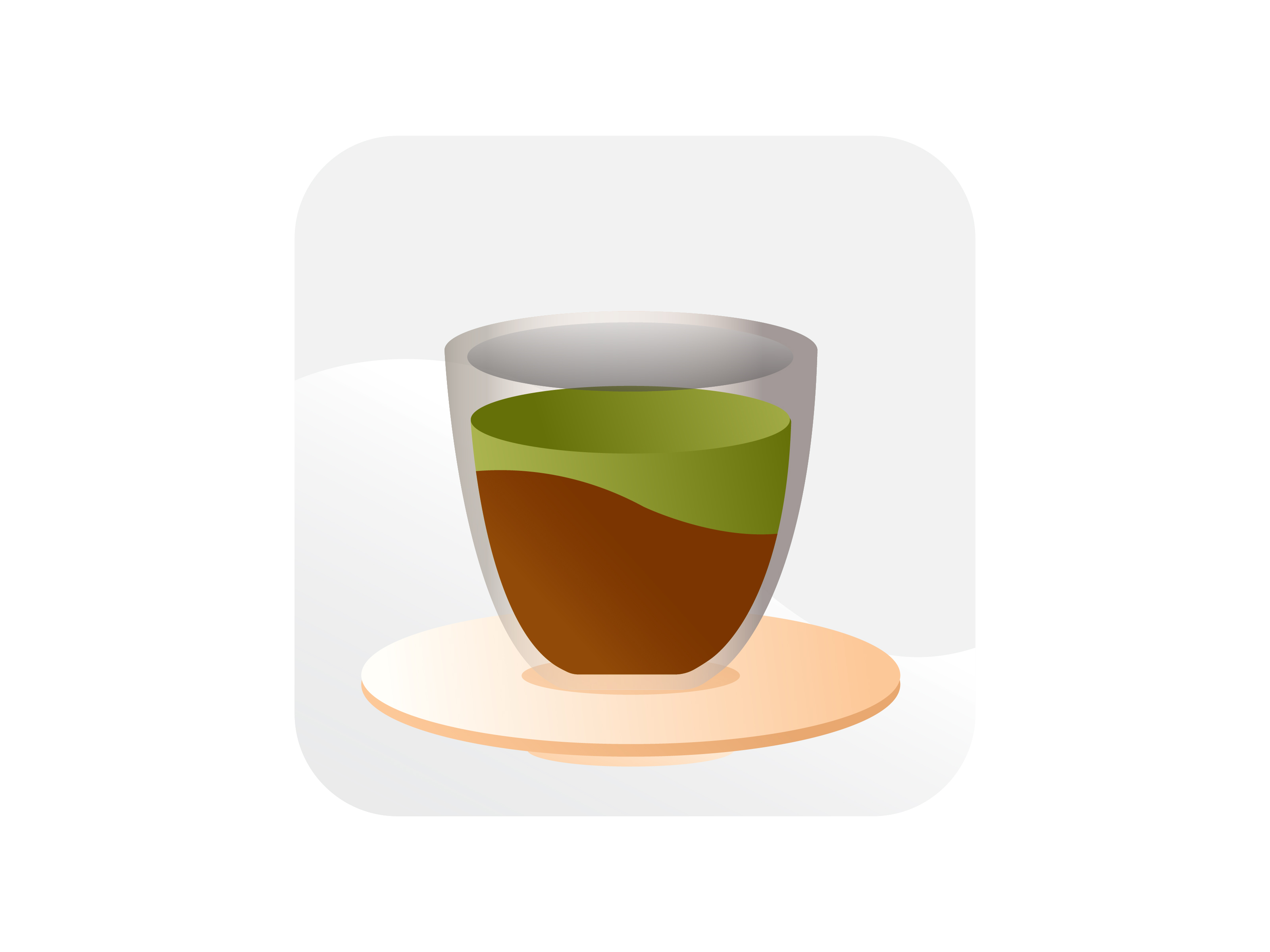 Download Free Hot Greentea Latte Icon Graphic By Samagata Creative Fabrica for Cricut Explore, Silhouette and other cutting machines.