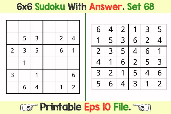 KDP Interior - Sudoku Puzzle Games Graphic KDP Interiors By PatternFeed