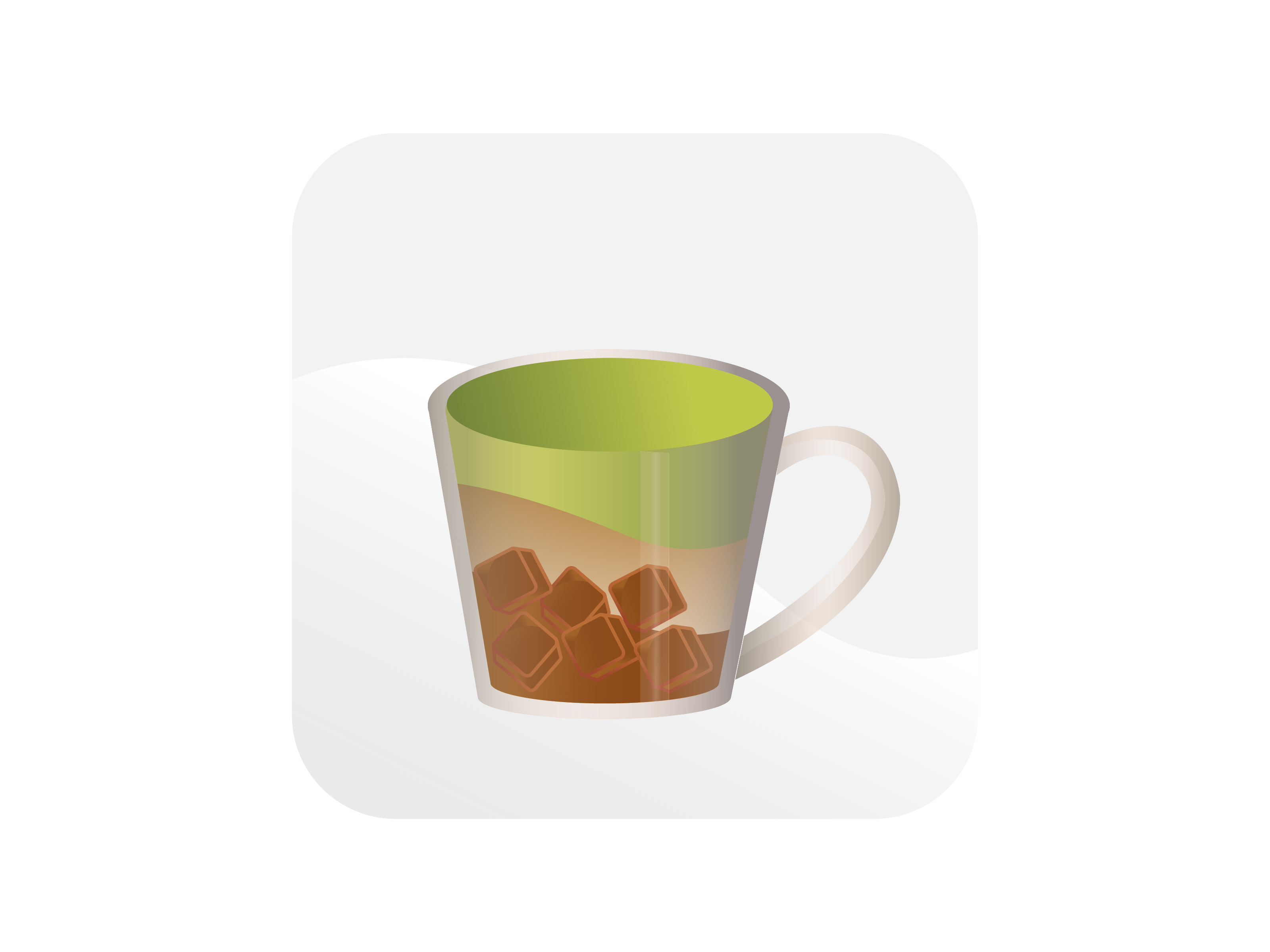 Download Free Matcha Latte Icon Graphic By Samagata Creative Fabrica for Cricut Explore, Silhouette and other cutting machines.