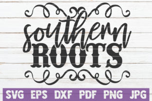 Southern Roots Graphic Crafts By MintyMarshmallows