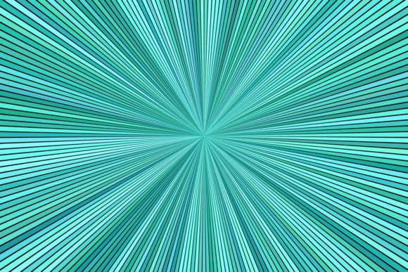 Turquoise Hypnotic Abstract Background Graphic Backgrounds By davidzydd