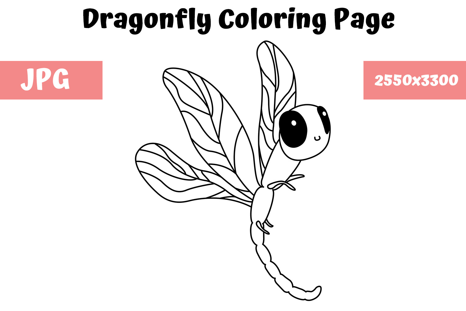Dragonfly Colouring Page by WelshPixie on DeviantArt | 1000x1500