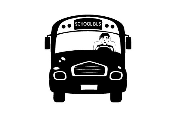 Download Free School Bus Driver Svg Cut File By Creative Fabrica Crafts for Cricut Explore, Silhouette and other cutting machines.