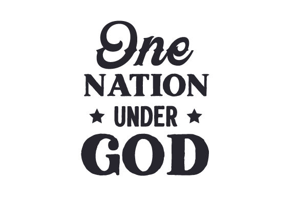 One Nation Under God Military Craft Cut File By Creative Fabrica Crafts