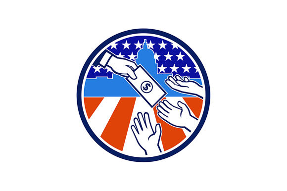 Download Free American Stimulus Payment Package Icon R Graphic By Patrimonio for Cricut Explore, Silhouette and other cutting machines.