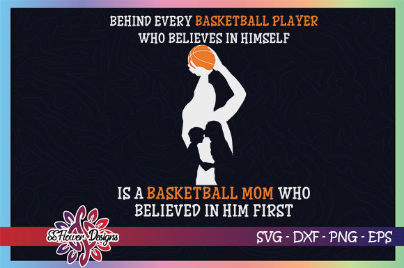 Download Free 4 Basketball Mom Svg Designs Graphics SVG Cut Files