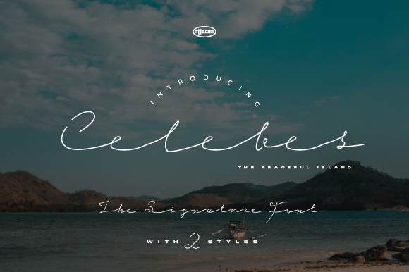 Download Free Hiromaru Script Font By Riljs Creative Fabrica for Cricut Explore, Silhouette and other cutting machines.