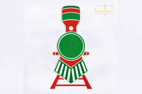 Download Free Christmas Polar Express Train Monogram Creative Fabrica for Cricut Explore, Silhouette and other cutting machines.