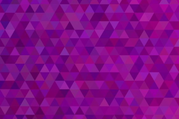 Dark Purple Triangle Polygon Background Graphic Backgrounds By davidzydd