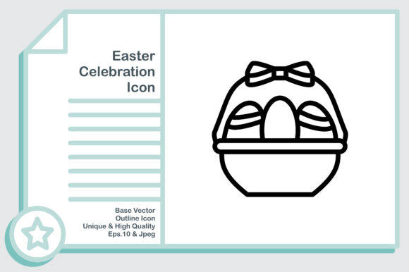Download Free Easter Celebration Bottle Graphic By Noumineomi Creative Fabrica for Cricut Explore, Silhouette and other cutting machines.