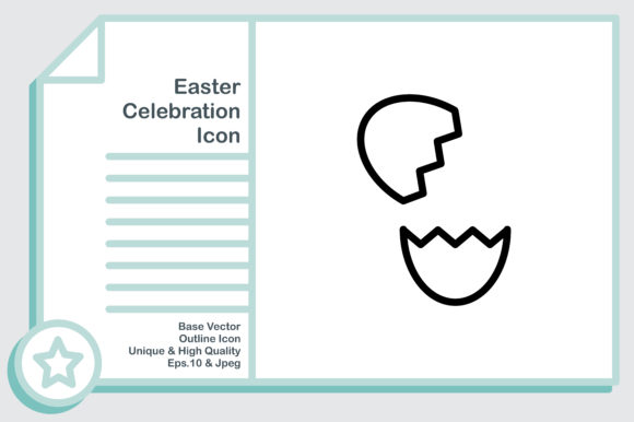 Download Free Easter Celebration Egg Basket Graphic By Noumineomi Creative for Cricut Explore, Silhouette and other cutting machines.