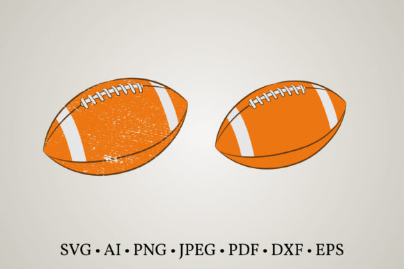 Football Grafik Druck-Templates von Euphoria Design