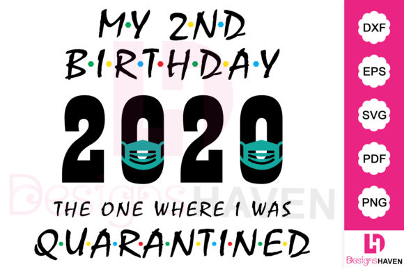 Download Free My 6th Birthday 2020 T Shirt Design Graphic By Designshavenllc for Cricut Explore, Silhouette and other cutting machines.