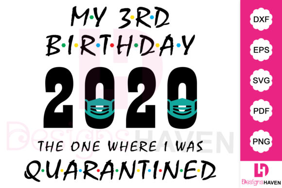 Download Free My 9th Birthday 2020 T Shirt Design Graphic By Designshavenllc for Cricut Explore, Silhouette and other cutting machines.