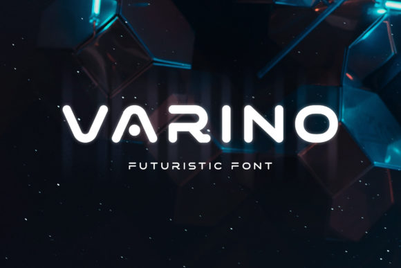 Print on Demand: Varino Display Font By Arterfak Project