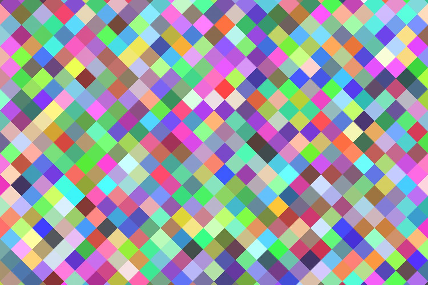 Abstract Geometrical Pattern Graphic By Davidzydd Creative Fabrica