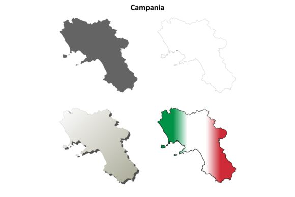 Download Free 1 Campania Border Designs Graphics for Cricut Explore, Silhouette and other cutting machines.