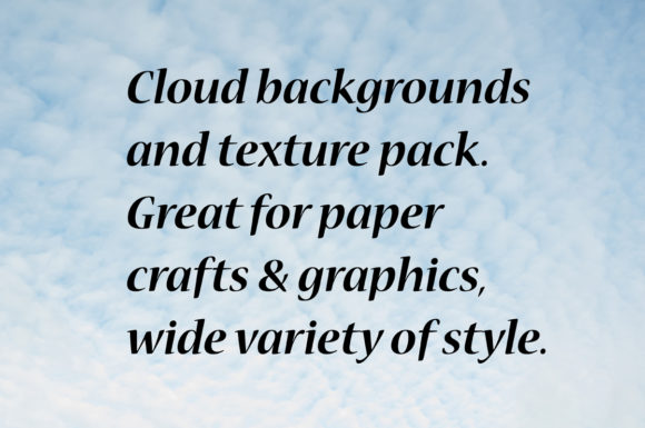 Download Free Cloud Backgrounds And Texture Pack Graphic By A Design In Time for Cricut Explore, Silhouette and other cutting machines.