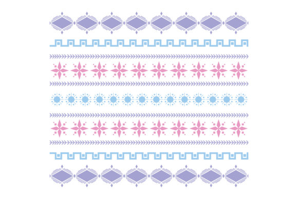 Download Free Cute Embroidery Pattern For Wall Bedroom Graphic By Stockfloral for Cricut Explore, Silhouette and other cutting machines.