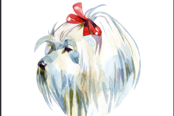 Decorative Dogs Cliparts Graphic Illustrations By NataliMyaStore - Image 6