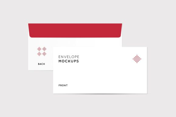 Download Free Envelope Mockups Graphic By Krisjanis Creative Fabrica for Cricut Explore, Silhouette and other cutting machines.