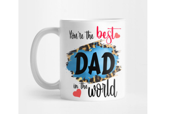 Download Free Fathers Day Template Graphic By Aarcee0027 Creative Fabrica for Cricut Explore, Silhouette and other cutting machines.