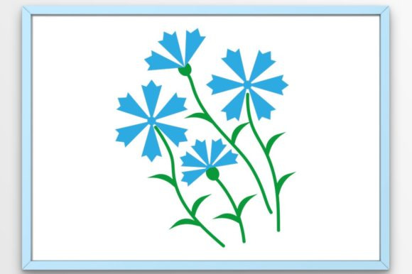 Download Free 74 Flowers Svg Designs Graphics for Cricut Explore, Silhouette and other cutting machines.