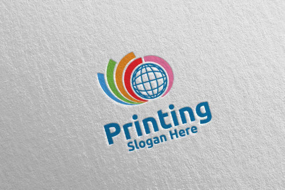 Global Printing Company Logo Design 18 Graphic Logos By denayunecf
