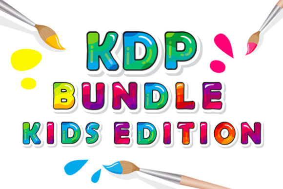Print on Demand: KDP Bundle | Kids Edition Grafik KPD Innenseiten von KDP Product