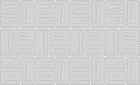 Download Free Vertical Lines Woven Of Pattern Vector Graphic By Asesidea for Cricut Explore, Silhouette and other cutting machines.