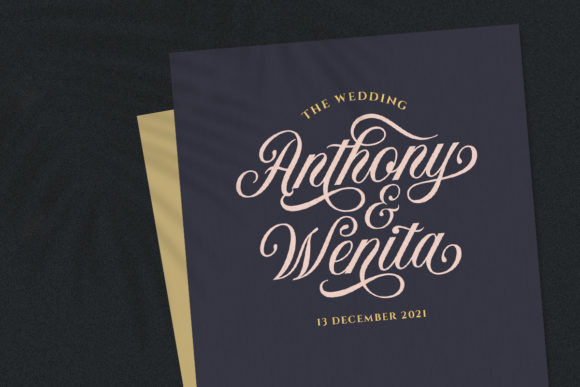 Neography Font Preview