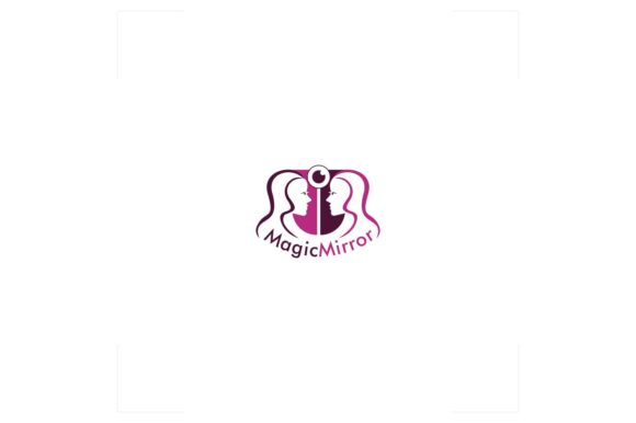 Download Free Photo Booth Logo Magic Mirror Graphic By Bentang Tebe Creative for Cricut Explore, Silhouette and other cutting machines.