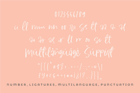 Print on Demand: South Dreamers Script & Handwritten Font By Azetype - Image 14
