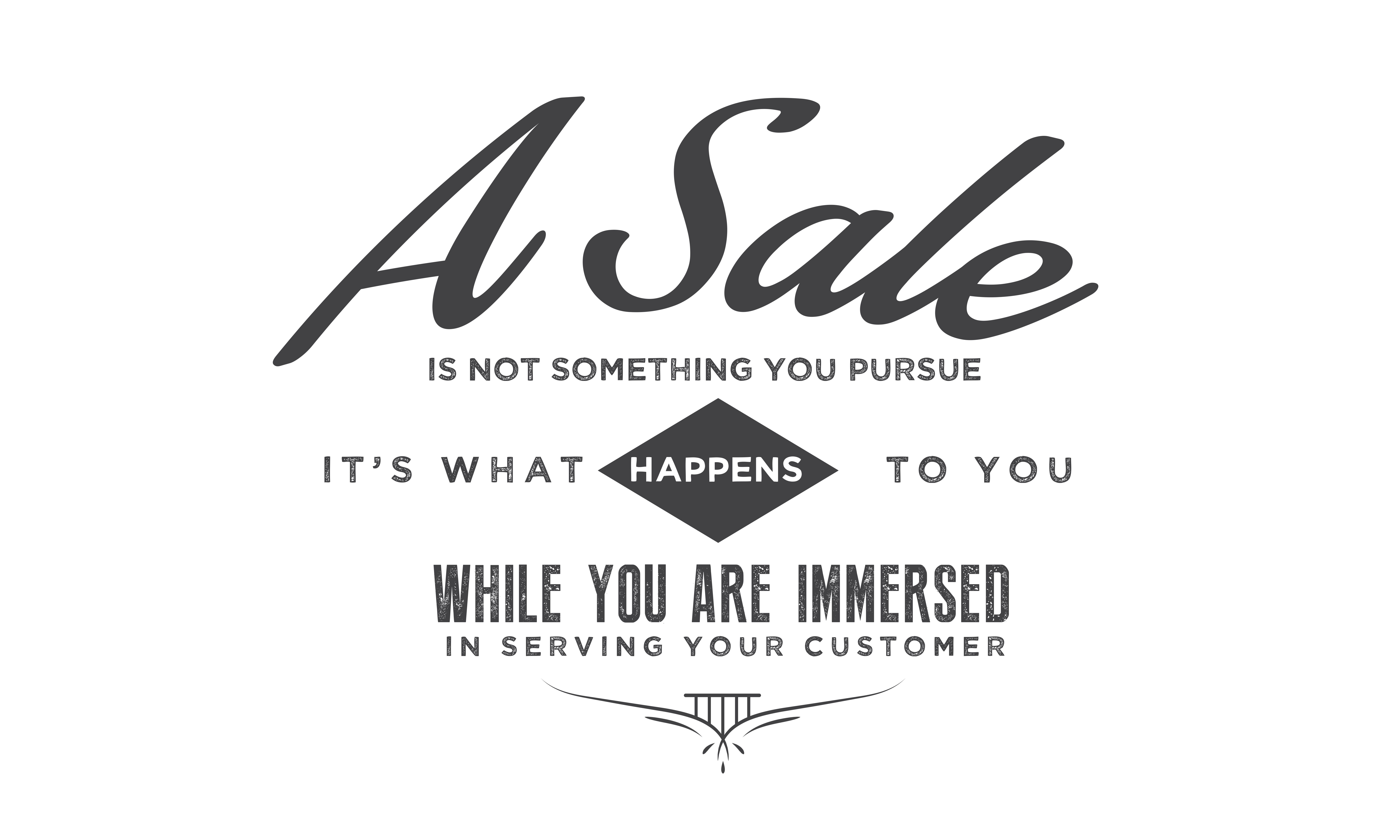 Download Free A Sale Is Not Something You Pursue Graphic By Baraeiji SVG Cut Files