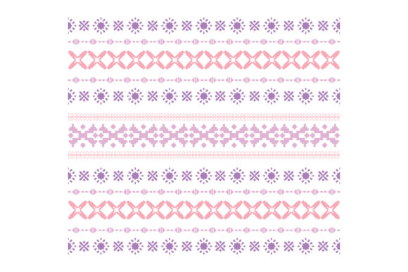 Beautiful Colorful Ornate on Embroidery Graphic Backgrounds By stockfloral
