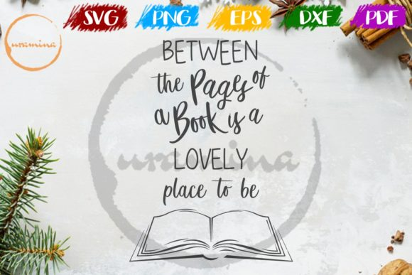Between The Pages Of A Book If A Lovely Graphic By Uramina