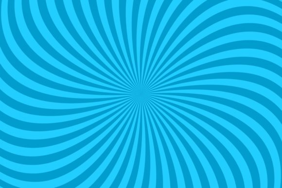 Blue Spiral Background Graphic Backgrounds By davidzydd