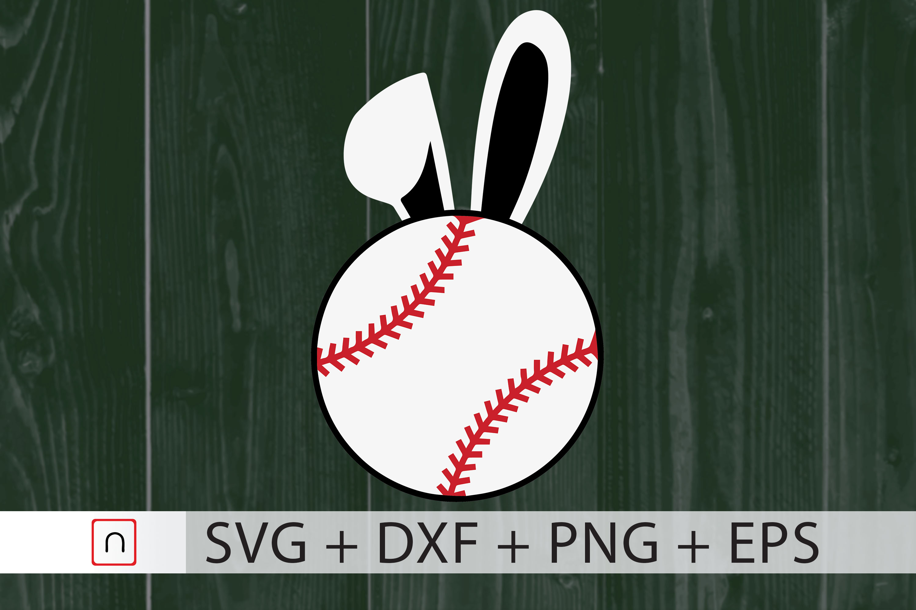 Download Free Cute Baseball Egg Graphic By Novalia Creative Fabrica for Cricut Explore, Silhouette and other cutting machines.