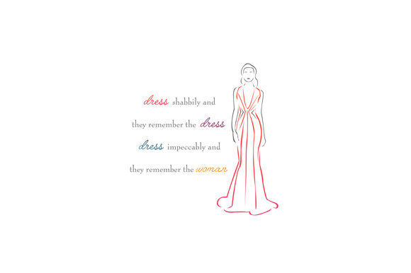 Inspirational Quote Fashion Graphic Illustrations By shawlin