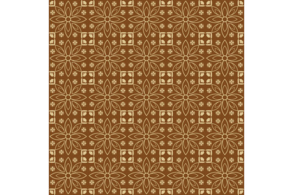 Modern Indonesian Batik Graphic Backgrounds By cityvector91