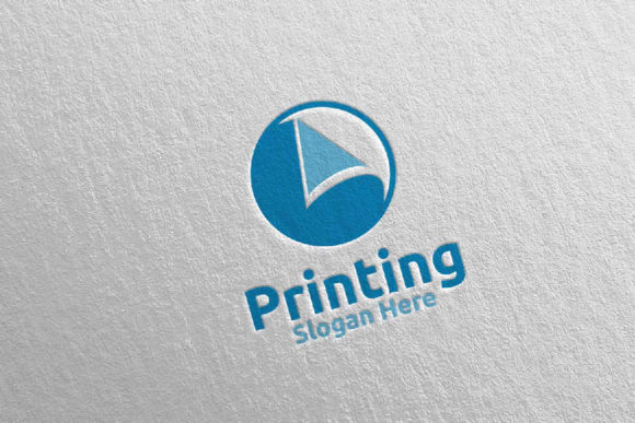 Paper Printing Company Logo Design 36 Graphic Logos By denayunecf