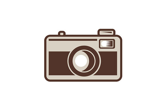 Download Free Vintage 35mm Film Camera Retro Graphic By Patrimonio Creative for Cricut Explore, Silhouette and other cutting machines.