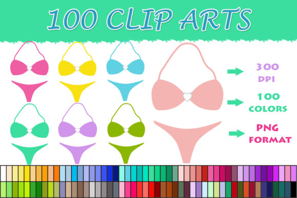 Download Free 1 Swimsuit Clipart Designs Graphics for Cricut Explore, Silhouette and other cutting machines.
