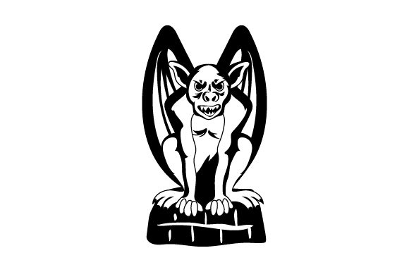 Download Free Gargoyle Svg Cut File By Creative Fabrica Crafts Creative Fabrica for Cricut Explore, Silhouette and other cutting machines.