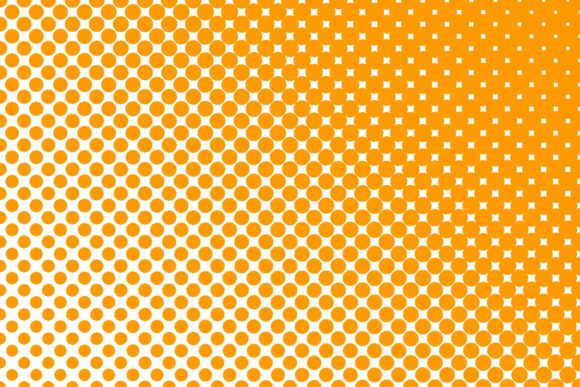 Download Free Abstract Halftone Pattern Graphic By Davidzydd Creative Fabrica for Cricut Explore, Silhouette and other cutting machines.