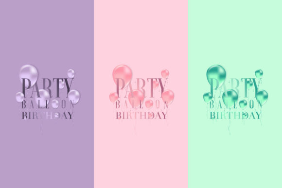 Download Free Birthday Party Graphic By Maree Gd Creative Fabrica for Cricut Explore, Silhouette and other cutting machines.