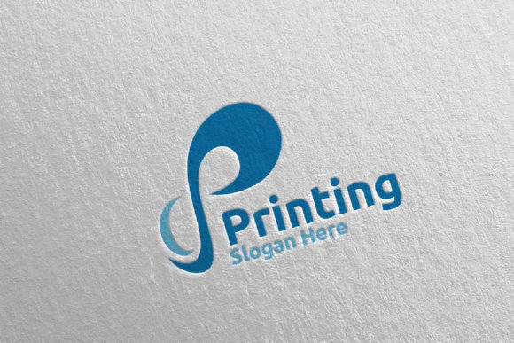 Infinity P Printing Company Logo 46 Graphic Logos By denayunecf