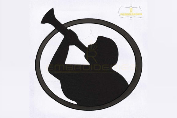 Download Free Mormon Angel Moroni Symbol Creative Fabrica for Cricut Explore, Silhouette and other cutting machines.